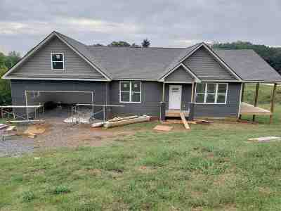 Grainger County Single Family Home For Sale: 7369 Lakeshore Dr