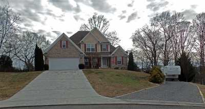Morristown Single Family Home For Sale: 4170 Scarlett Oak Drive