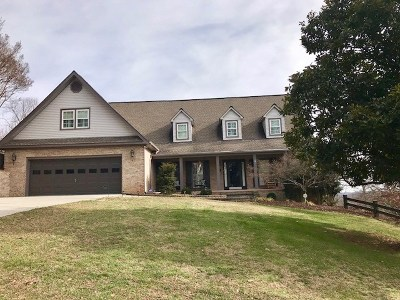 Morristown Single Family Home For Sale: 1346 Dougherty Dr