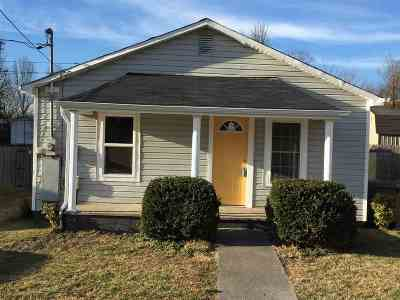 Morristown Single Family Home For Sale: 507 Cain Avenue