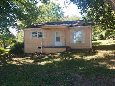 Morristown Single Family Home Auction: 611 King Ave