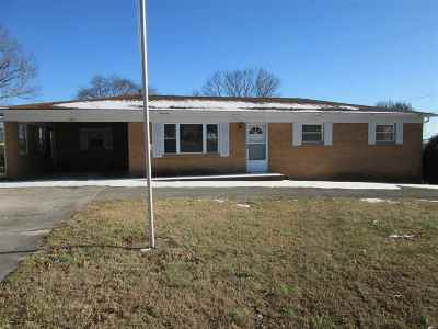 Hamblen County Single Family Home Temporary Active: 7325 Briarwood Drive