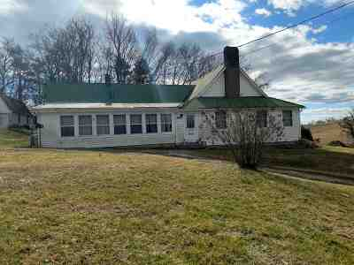 Jefferson County Single Family Home For Sale: 1142 Valley Home Road