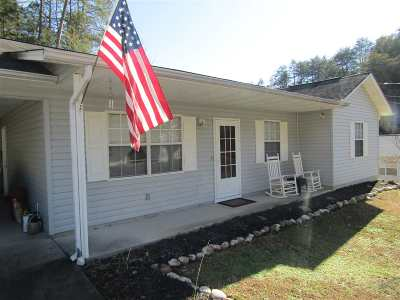 Sevierville Single Family Home For Sale: 806 Union Crest Ct