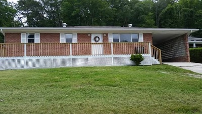 Bean Station TN Single Family Home Pending-Continue To Show: $92,900