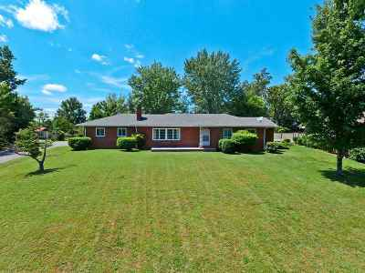 Newport Single Family Home For Sale: 271 Cherokee Dr
