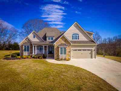 Morristown Single Family Home For Sale: 4125 Harbor View Drive