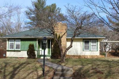 Jefferson City Single Family Home For Sale: 734 W Ellis St