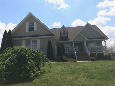 Russellville Single Family Home For Sale: 2638 Plantation Drive