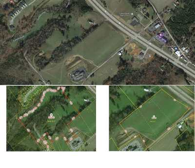 Dandridge Residential Lots & Land For Sale: Hwy 92 South