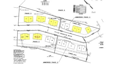 Dandridge Residential Lots & Land For Sale: Lots 18,14&15 Villa Creekside Drive