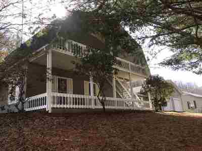Rogersville Single Family Home For Sale: 2046 Pressmens Home Road