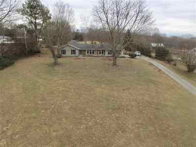 Morristown Single Family Home For Sale: 4150 Old Kentucky Road