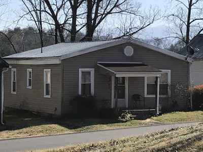 Jefferson County, Cocke County, Sevier County Single Family Home For Sale: 108 Belton Ave