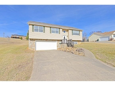 Single Family Home Active-Contingent: 314 Oak Hills Parkway