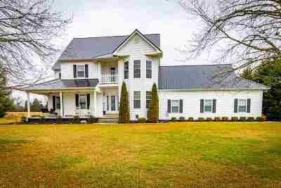 Dandridge Single Family Home For Sale: 2940 Beecarter Rd