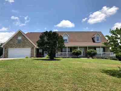 Single Family Home For Sale: 2476 Tarr Road