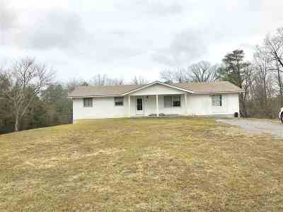 Mohawk TN Single Family Home For Sale: $79,900