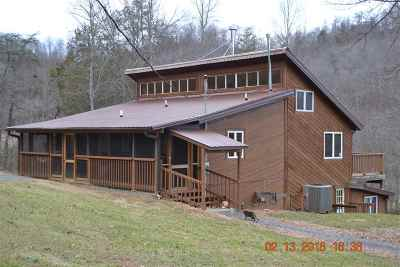 Single Family Home For Sale: 182 Dalson Rd.