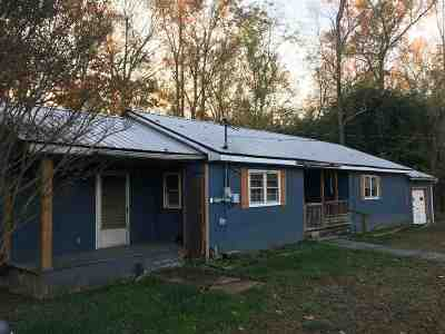 Cosby Single Family Home For Sale: 4445 Liberty Rd