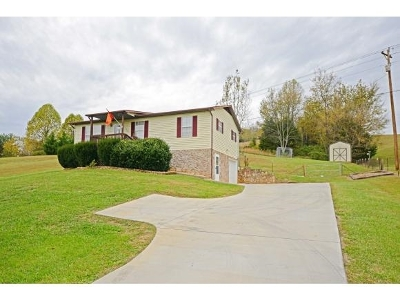 Single Family Home For Sale: 1985 Old Stage Road
