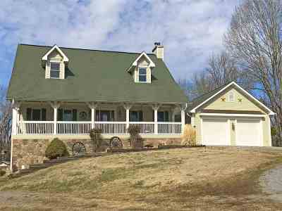Sevierville Single Family Home For Sale: 521 Flat Creek Road