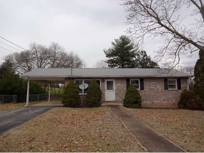 Single Family Home For Sale: 530 Upper Sand Valley Road
