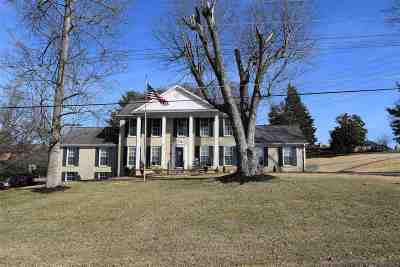 Morristown TN Single Family Home Pending-Continue To Show: $259,900