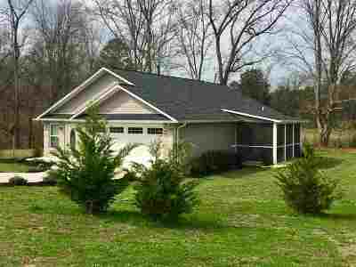 Single Family Home For Sale: 907 Red Oak Lane