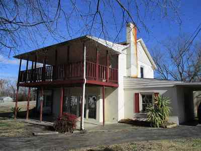 Morristown Single Family Home For Sale: 603 Henry St S