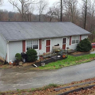 Morristown Multi Family Home For Sale: 1142 Shannons Little Mtn Rd