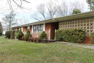 Hamblen County Single Family Home For Sale: 605 Dover Road