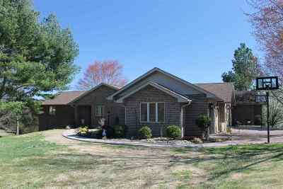 Single Family Home For Sale: 521 Canter Lane