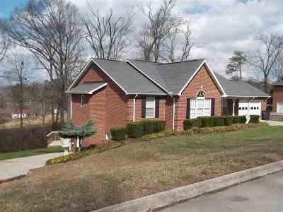 Talbott Single Family Home For Sale: 8162 Cross Creek Dr.