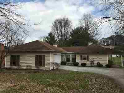 Morristown Single Family Home For Sale: 342 Spring Hollow Dr