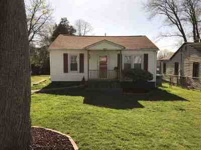 Morristown Single Family Home For Sale: 1012 Montvue