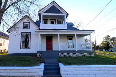 Morristown Single Family Home For Sale: 418 S Henry Street
