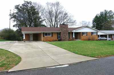 Morristown Single Family Home For Sale: 720 Shockley Ave
