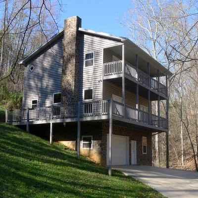 Newport Single Family Home For Sale: 2740 Sugar Plum Way