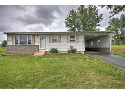 Single Family Home For Sale: 160 Hixon Circle