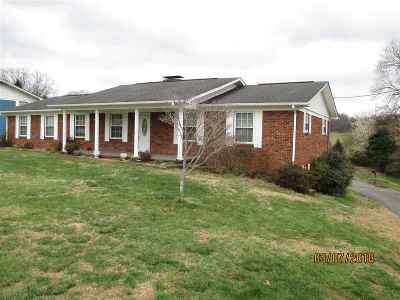 Morristown Single Family Home For Sale: 1311 Kidwell Ridge Rd