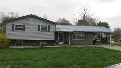 Morristown Single Family Home For Sale: 1824 Hugh Drive