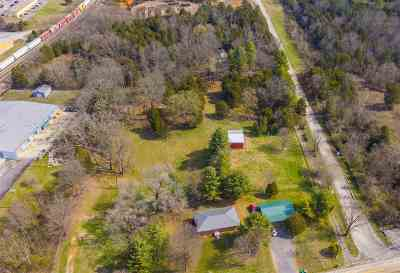 Morristown Single Family Home For Sale: 113/121 S Sugar Hollow Road