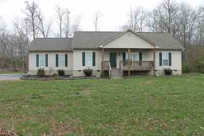 White Pine TN Single Family Home For Sale: $189,000