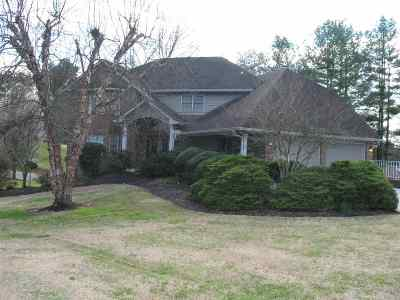 Hamblen County Single Family Home For Sale: 1211 Hodge Dr
