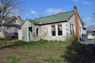 Morristown TN Single Family Home For Sale: $49,900