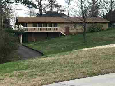 Morristown TN Single Family Home For Sale: $139,900