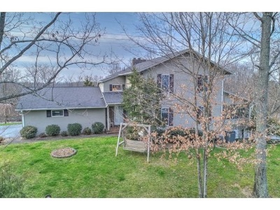 Single Family Home For Sale: 345 Plainview Heights Circle