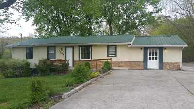 Hamblen County Single Family Home For Sale: 4285 Clyde Thomas Road