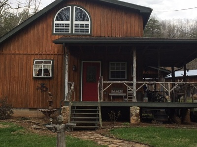Single Family Home For Sale: 4107 Cool Branch Rd